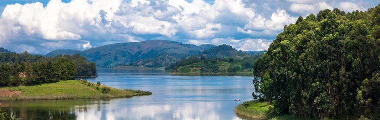 Lake Bunyonyi Island