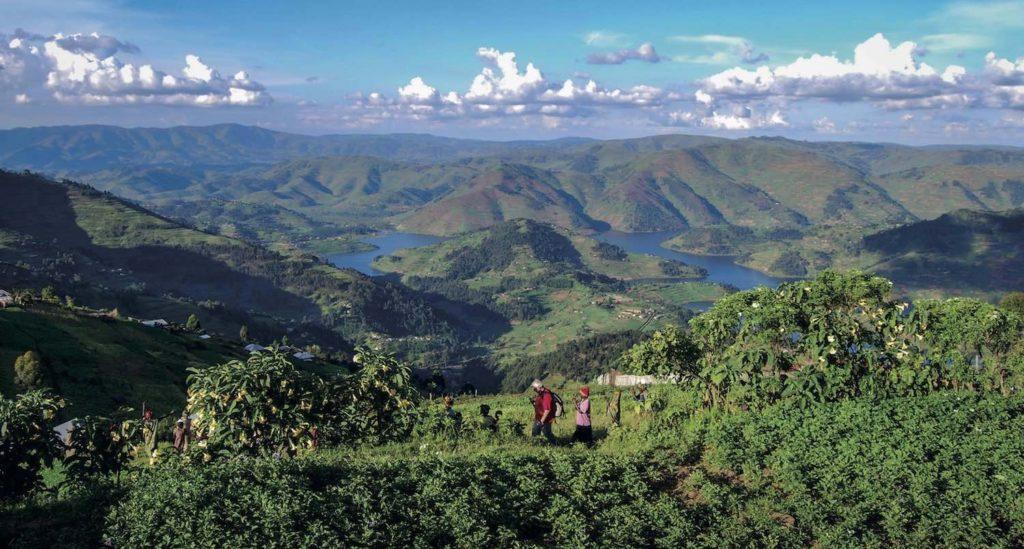 Batwa in Bunyonyi