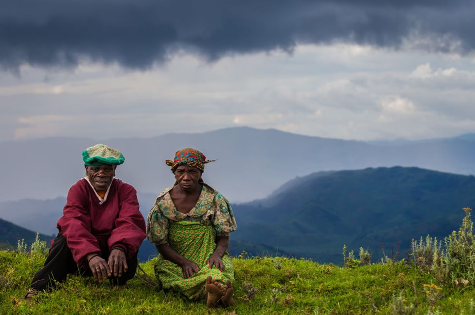 The Batwa of Echuya Forest