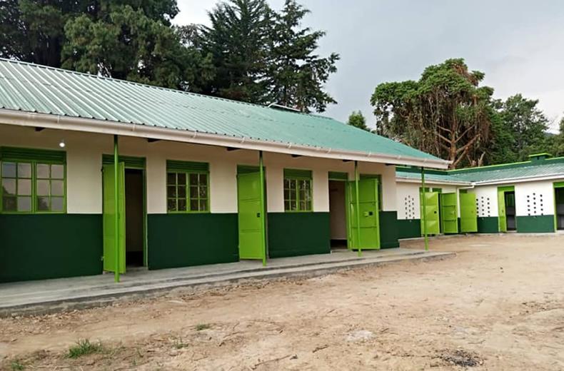 Ruhija Staff Quarters