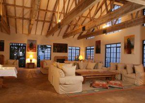 Clouds Lodge in Bwindi