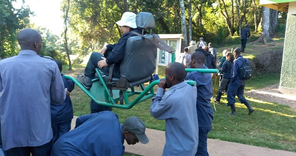 Accessible Tourism in Bwindi