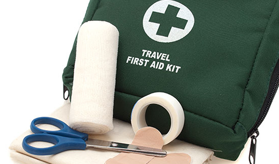 Travel Medical Kit