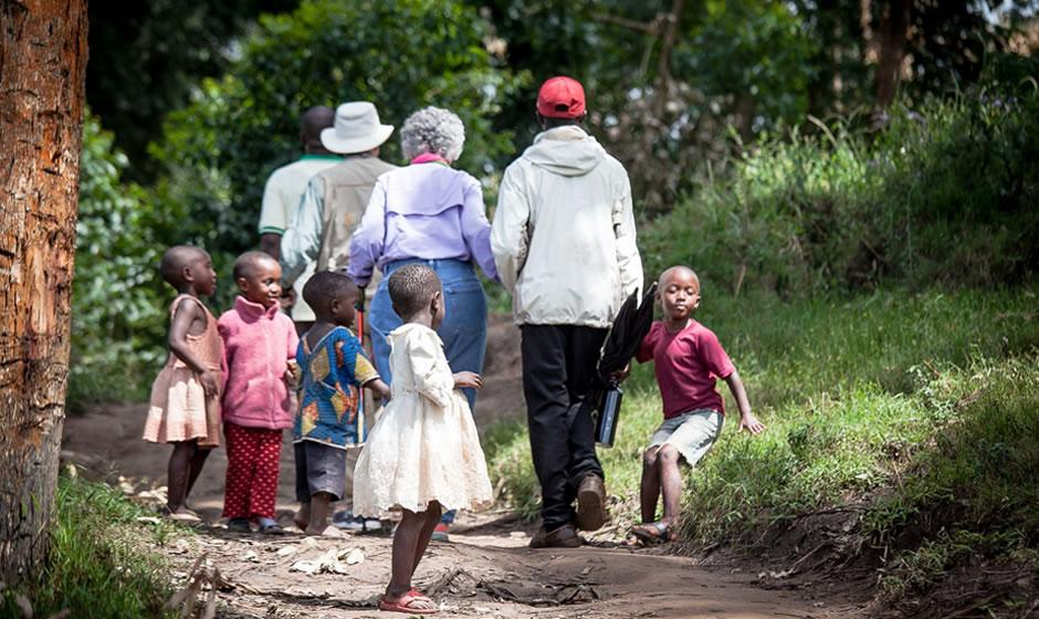 Nkuringo Community Conservation
