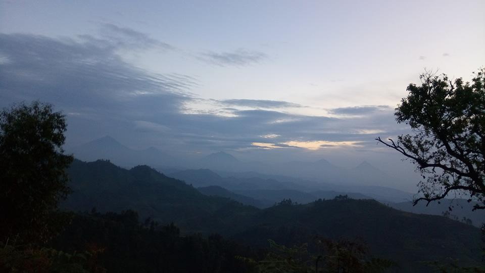 Nkuringo Landscape