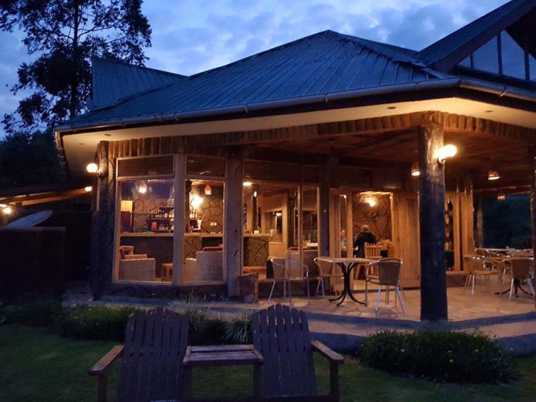 Rushaga Accommodation