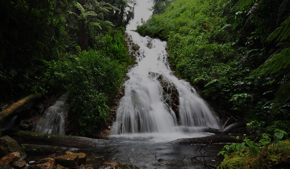 Suma Waterfall