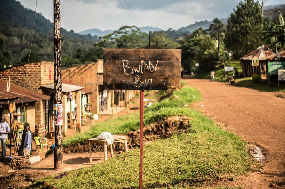 Bwindi Bar